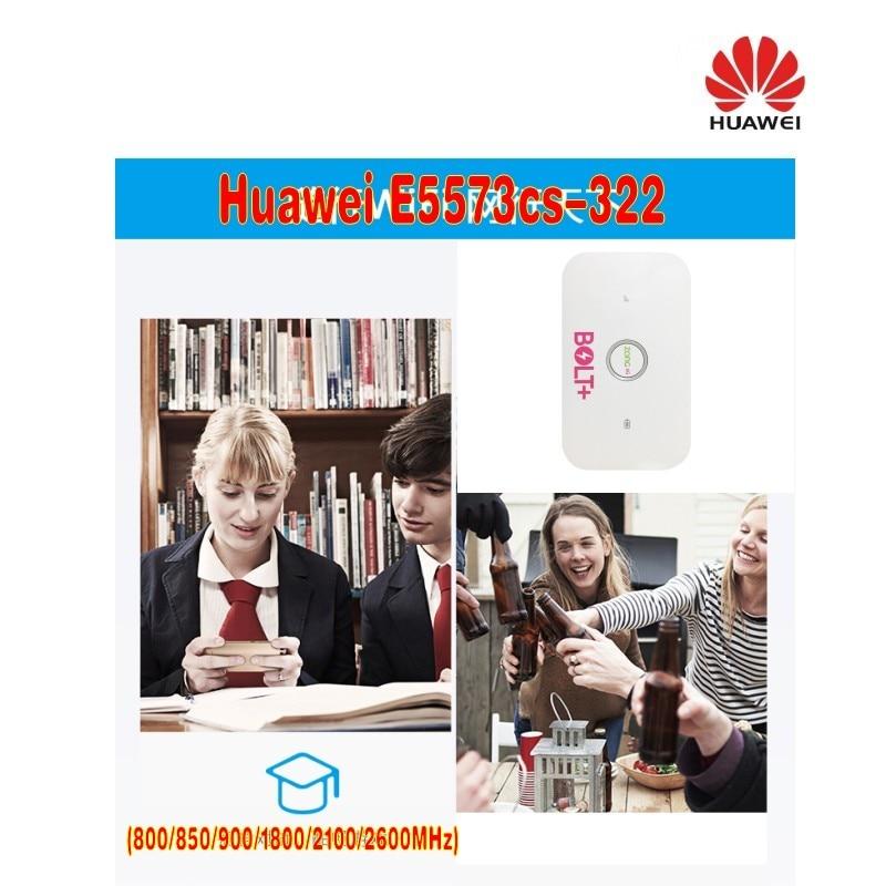 Unlocked Huawei E5573 E5573cs-322 150Mbps 4G Modem Dongle Lte Wifi