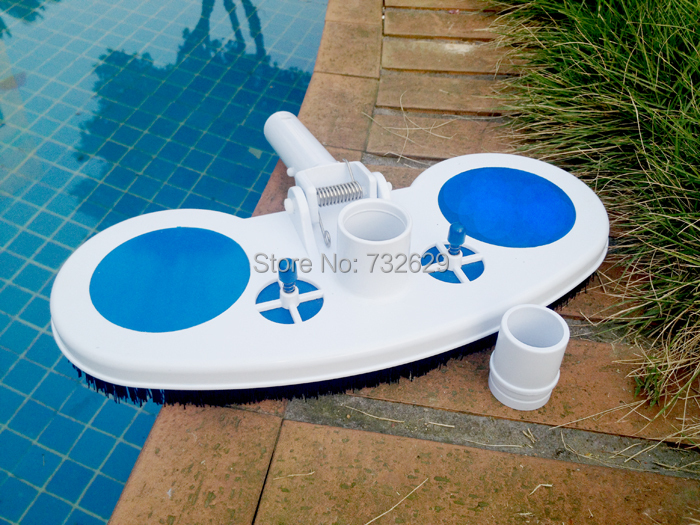 Swimming Pool Vacuum Cleaner Boias Para Piscina Cleaning Equipment Tool With Air Relief Valve