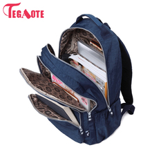 TEGAOTE Backpacks for Women Teenage Girls School Backpack Female Mochila Feminina Laptop Bagpack Travel Bags Casual Sac A Dos