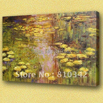 Monet's oil paintings,landscape,gift,home supplies,famous painting reproduction Monet20