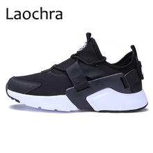 LAOCHRA New Arrival Men 2018 Spring Designerskor Unisex Adult Mesh Sneakers Soft Fashion Footwears Hot Sale Mens Casual Shoes