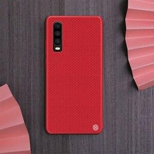 Image 5 - For Huawei P30 Case P30 PRO Cover NILLKIN Textured Nylon Fiber Back Cover Durable Non slip Thin and Light Case for Huawei P30PRO
