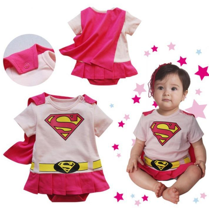 HTB1RQcBbffsK1RjSszgq6yXzpXaP Baby Boy Romper Superman Long Sleeve with Smock Halloween Christmas Costume Gift Boys Rompers Spring Autumn Clothing Free Ship