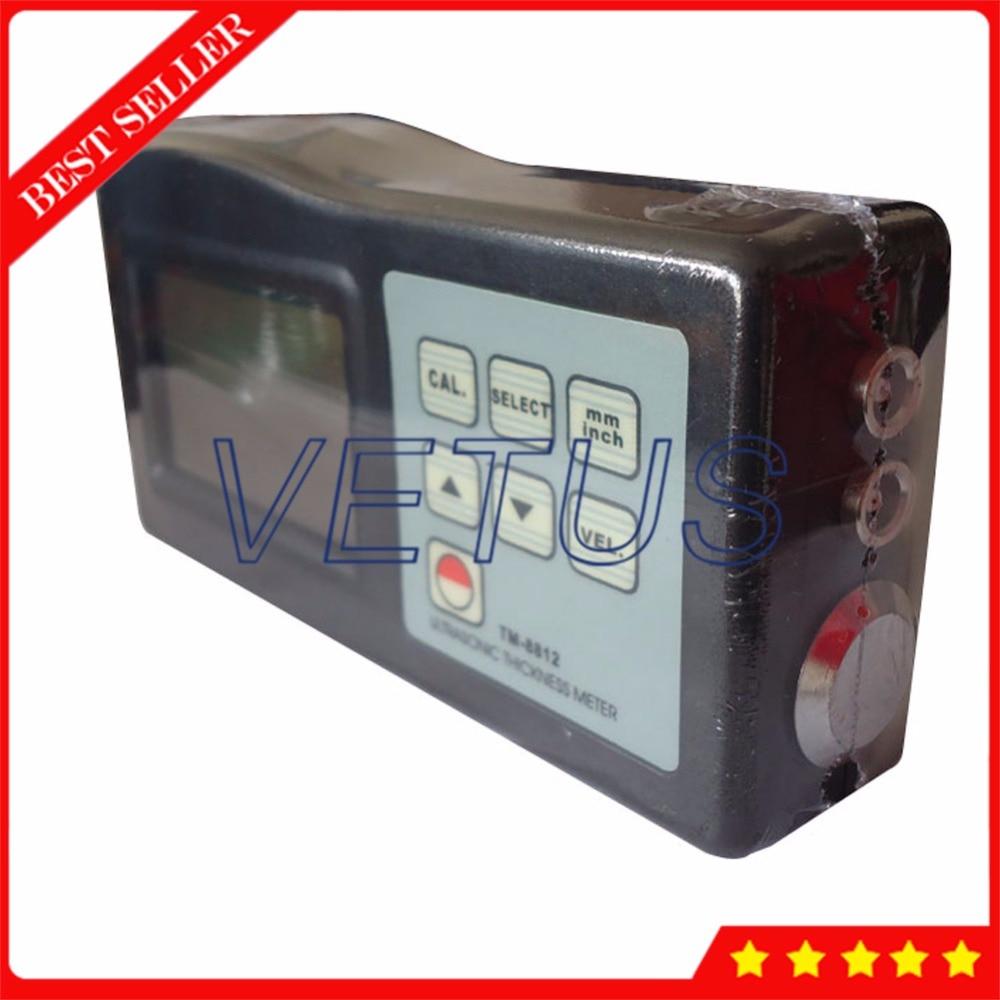 0.1mm Resolution 1.2 200mm TM8812 Ultrasonic Thickness Measurement ...