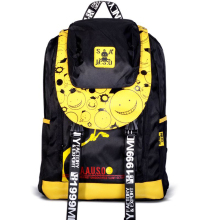 E-Mell Assassination Classroom Tokyo Ghoul ONE PIECE NARUTOS Attack on Titan Anohana Gintama shoulder Nylon bag Backpack