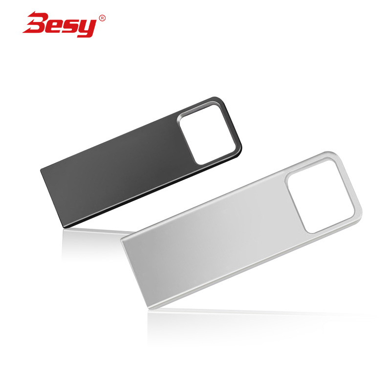 U disk key memory stick usb 2.0 metal waterproof usb flash drive 128gb Pendrive 64GB 16GB 8GB 4GB 32GB Pen Drive Mini(China)