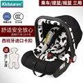 Kidstar estrela tipo cesto assento de segurança infantil assento de carro do bebê assento de carro assentos de segurança do carro da criança da segurança do bebê recém-nascido 3c