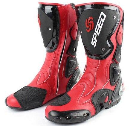 Riding Tribe Motorcycle Boots Moto Racing Motocross Motorbike boots Shoes motocicleta botas Chuteiras