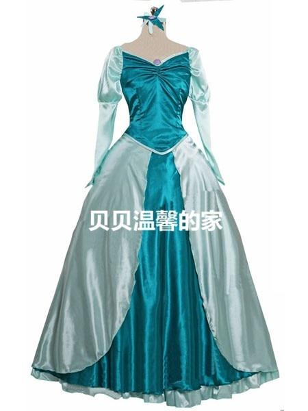 Ariel Wedding Dress Costume Pro Deal Hunters