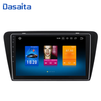 Android 8.0 Quad Core 2 din gps 32G + 4G RAM Lettore Multimediale con 10.2