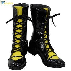 Image 2 - Spiel Mädchen Frontline Ump9 Ump45 Cosplay Schuhe Stiefel