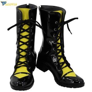 Image 2 - 게임 소녀 전선 ump9 ump45 코스프레 신발 부츠