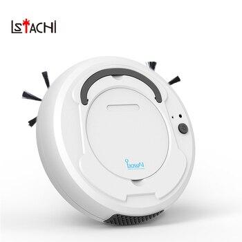 LSTACHi Многофункциональный радикальные Пылесос Smart пол робота Cleaner 3-в-1 Авто Перезаряжаемые Smart подметания напольная пыль сухой