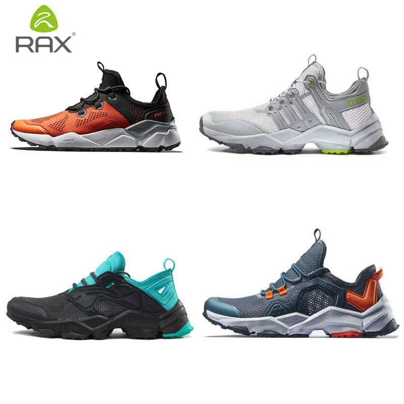 RAX Men Women Running Shoes Outdoor Sports Sneakers Breathable Lightweight Sneakers Mesh Jogging Shoes Trainers Running SneakersRAX Men Women Running Shoes Outdoor Sports Sneakers Breathable Lightweight Sneakers Mesh Jogging Shoes Trainers Running Sneakers