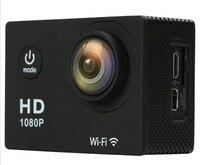 ELECTSHONG 1080P WIFI Camera DV 1.5 screen selfie Digital Video Camera timelapse video camera 30m waterproof camcorder