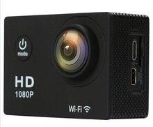 "ELECTSHONG 1080 P WI-FI Камера DV 1,5 ""экран selfie цифрового видео Камера timelapse видео Камера 30 м Водонепроницаемая видеокамера"