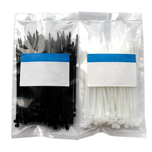 Zip кабельные галстук сеть шнур нейлон провода ремень организатор х пластиковые