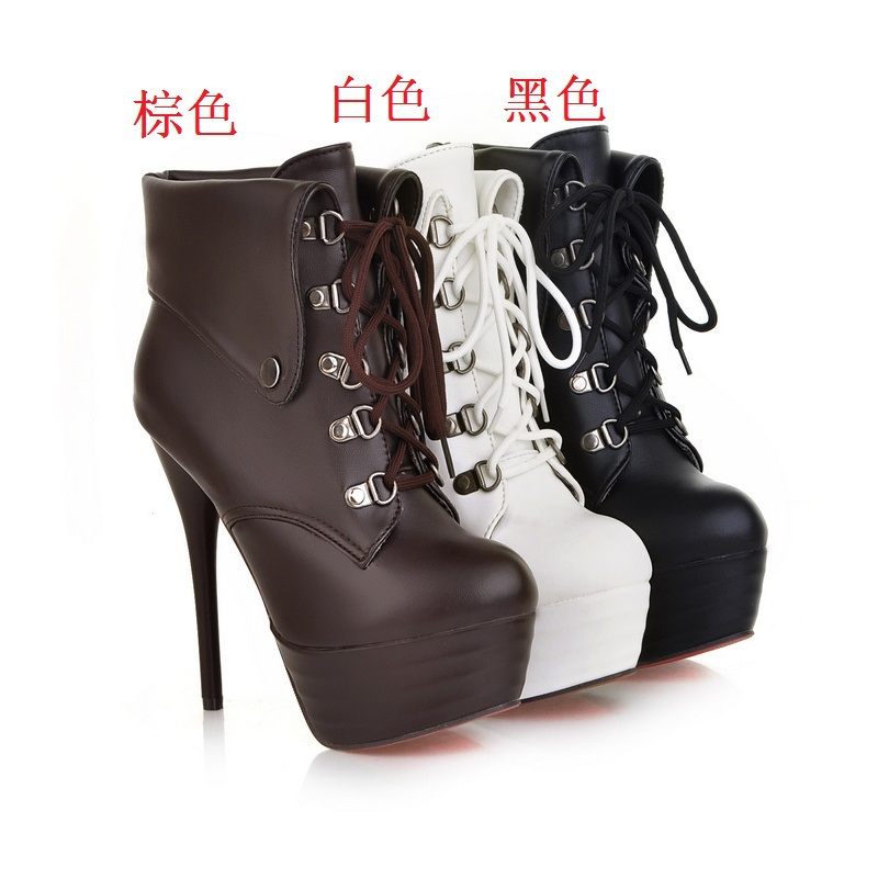Aliexpress.com : Buy 2014 New Sexy Vintage High Heels Shoes For ...