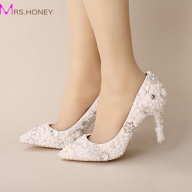 Mother of Bride Dress Shoes
