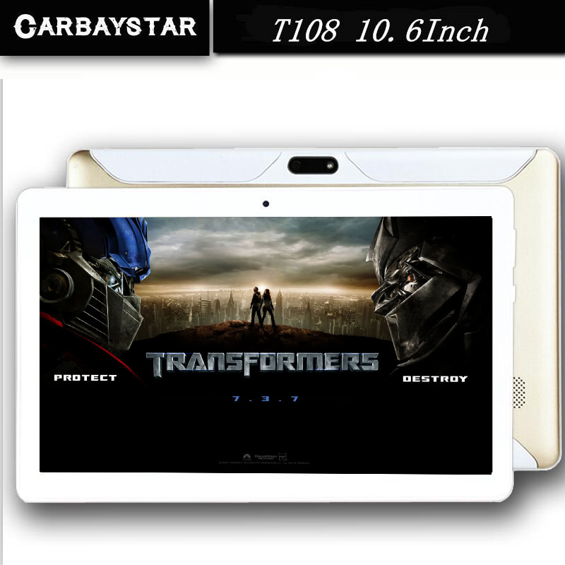 CARBAYSTAR T108 tablet pcs android tablet pc10.6 inch Android 5.1 MT6592T Octa core tablet computer android 5.1 Ram 4GB Rom 64GB