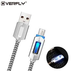 Overfly LED Light Micro USB Ca