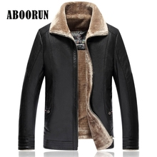 Fur Men Jacket for Winter Werbeaktion Shop für Werbeaktion