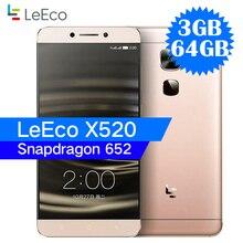 Letv LeEco Le 2X520X522 Snapdragon 652 Octa Çekirdek 5.5