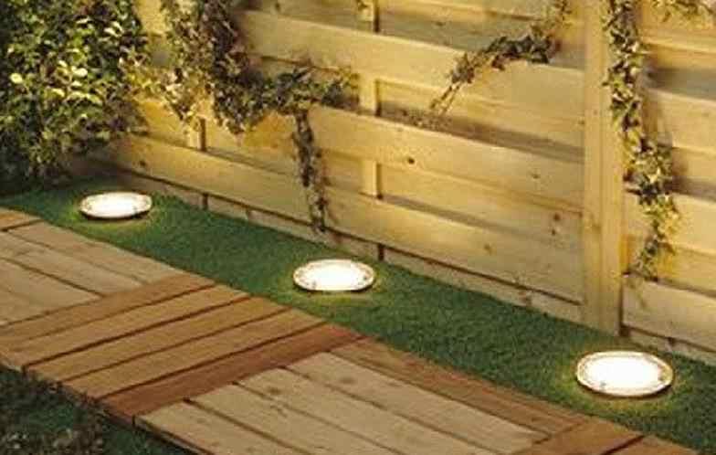 16 светодиодов грунтовый светильник на солнечных батареях сад пейзаж газон лампа погребенный свет открытый дорога лестницы настил свет с датчиком света