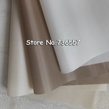 4 шт. 40*60 см тефлоновый лист для футболки 16x24 теплоотжим сублимация