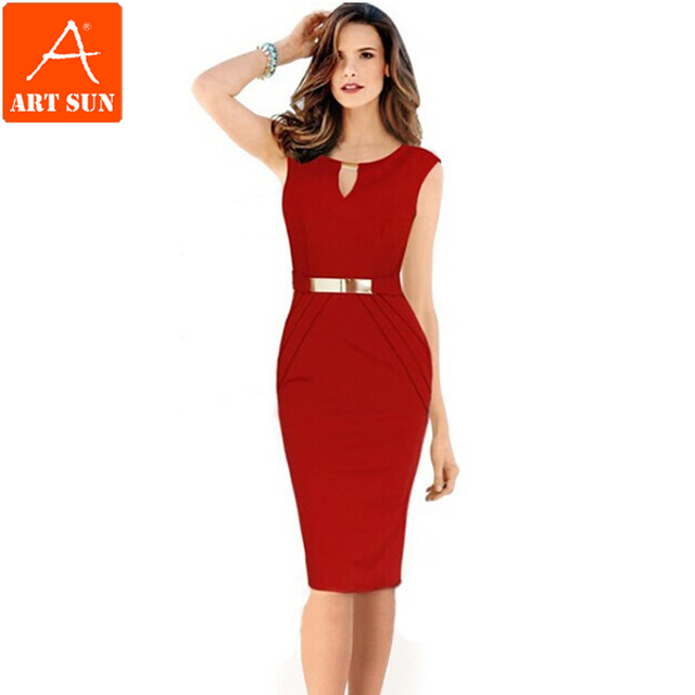 Aliexpress.com : Buy 2015 Hot Sale Women Summer Pencil Dress ...