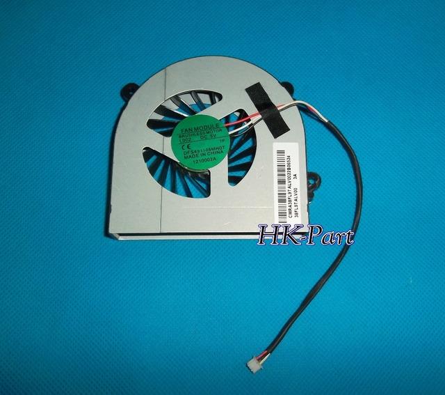 NOVO para Clevo W350ET W230SS W230ST W150 W150ER W350 series ventilador de refrigeração da cpu EUA grátis