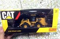 Тонкин TR10005 CAT Caterpillar 1/50 Scale 972 К колесный погрузчик транспортных средств литье строительства