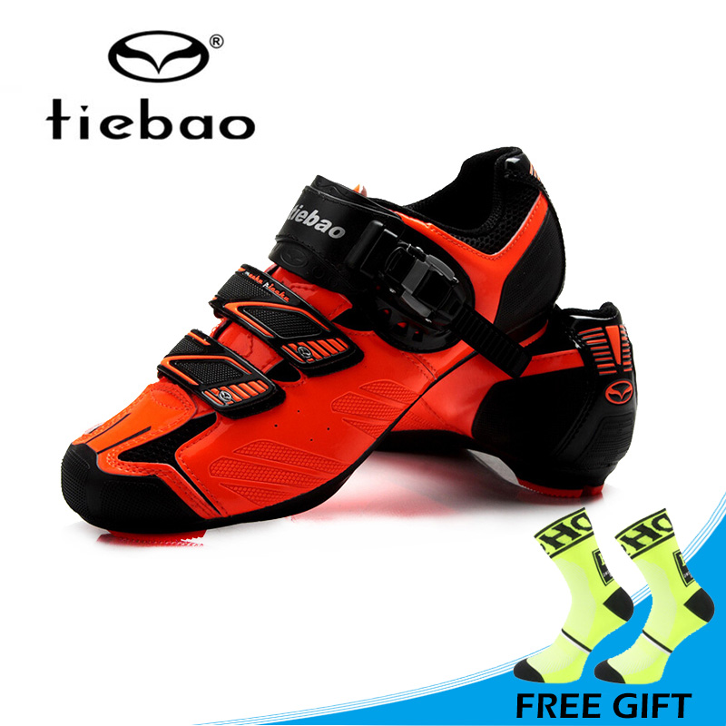 Tiebao Rainproof Non-slip Road Cycling Shoes Winter Breathable Bike Bicycle Shoes For Men Women Highway Road Bike Shoes SneakersTiebao Rainproof Non-slip Road Cycling Shoes Winter Breathable Bike Bicycle Shoes For Men Women Highway Road Bike Shoes Sneakers