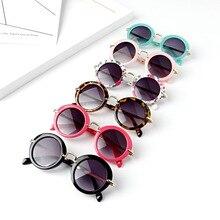 Children Sunglasses Round Baby glasses For Boys And Girls Ki