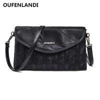 2018 Fashion Brand Genuine Leather Women Messenger Bag Small Women Crossbody Bag Soft Natural Sheepskin Lady