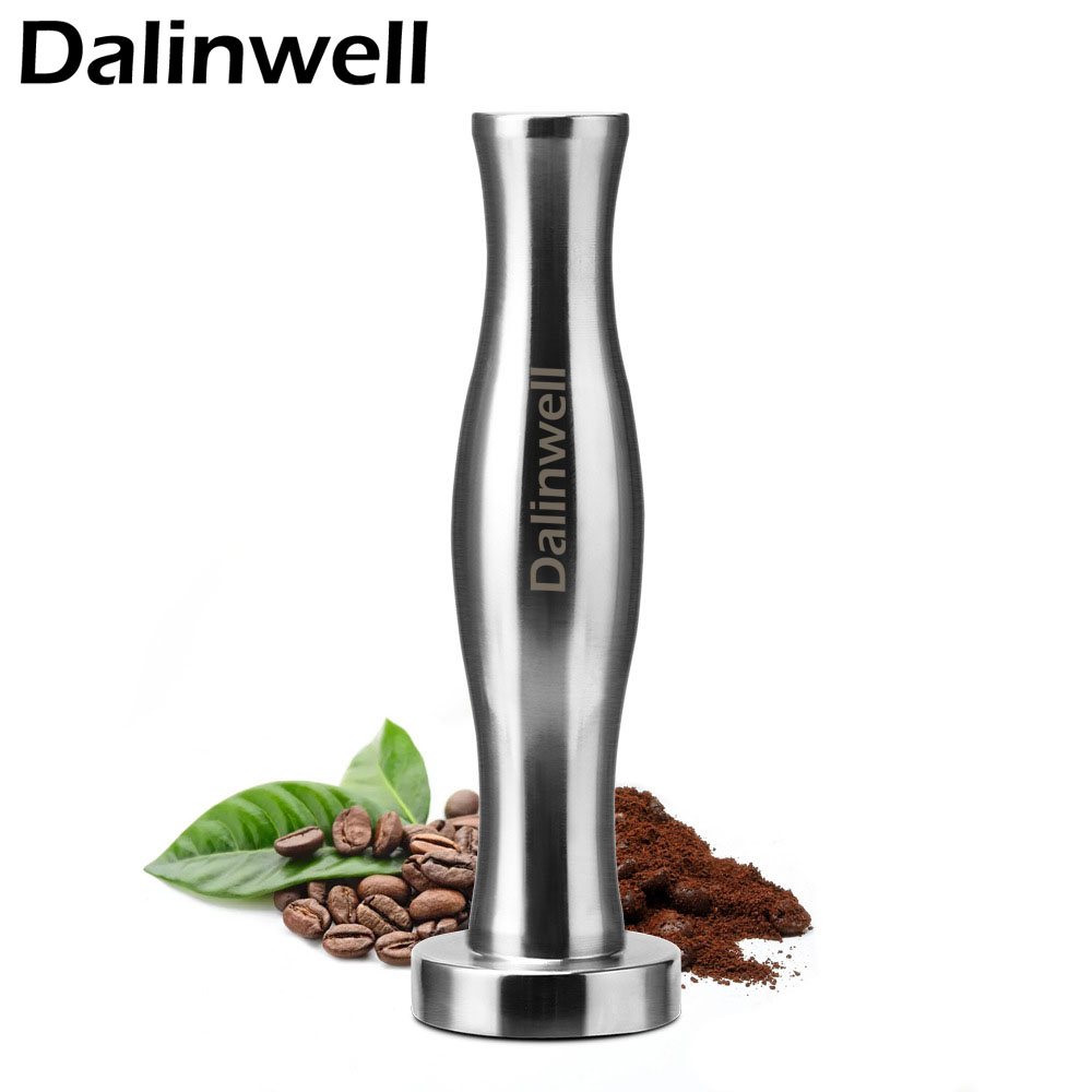 Coffee Tamper Stainless Steel Solid Espresso Coffee Tool For Nespresso Capsule Machine Powdered Hammer
