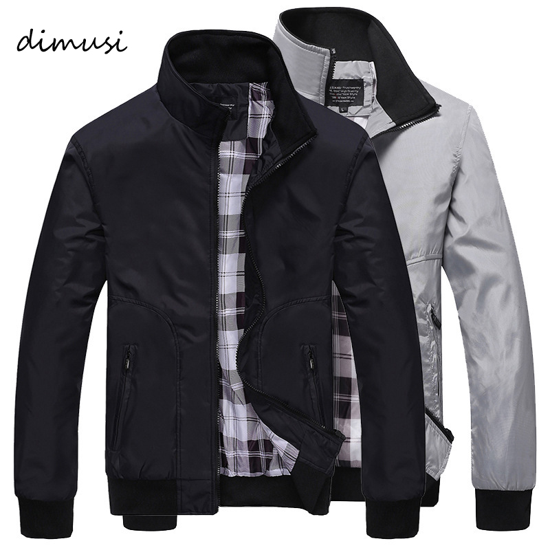 DIMUSI Mens Pilot Bomber Jacket Male Fashion Baseball Hip Hop Streetwear Coats Men Slim Fit Windbreaker Coat Brand Clothing 4XL