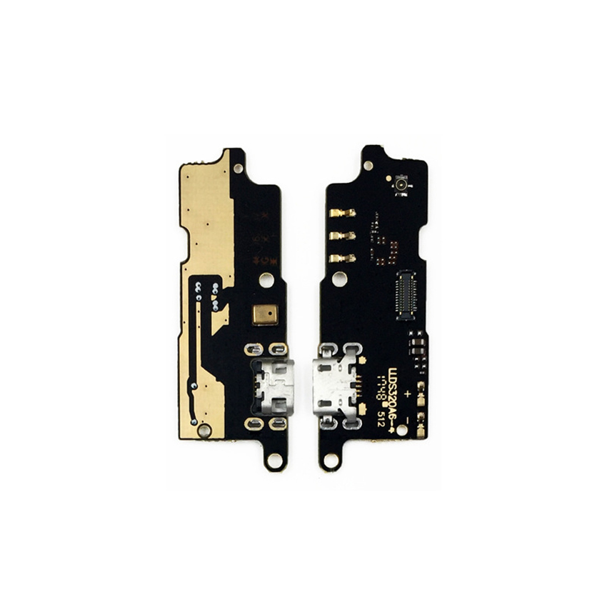 High Quality USB Charger Charging Dock Port Connector Board Flex Cable For Lenovo C2 K10A40 Mobile Phone
