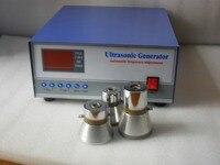 25 كيلو هرتز/80 كيلو هرتز 600 واط ثنائي التردد مولد بالموجات ، 25 كيلو هرتز/80 كيلو هرتز ثنائي التردد piezoceramic مولد generator ultrasonic generator 600wgenerator frequency -