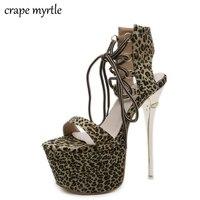 1ff2d1b66c High Peep Toe Shoes For Women Preço mais baixo