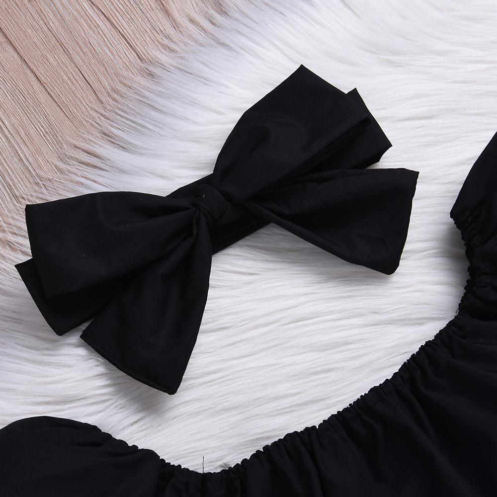 HTB1RQlFuuuSBuNjy1Xcq6AYjFXau - 2Pcs Fashion Girls Clothes Set Off Shoulder Tops T-Shirts Denim Pants Ripped Jeans Set Summer Baby Bebes Children Clothing Set