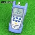 KELUSHI DXP-40D FTTH Fibra Óptica Medidor de Potencia De Fibra Óptica Cable Tester-$ number dbm ~ $ number dbm SC/FC Conector