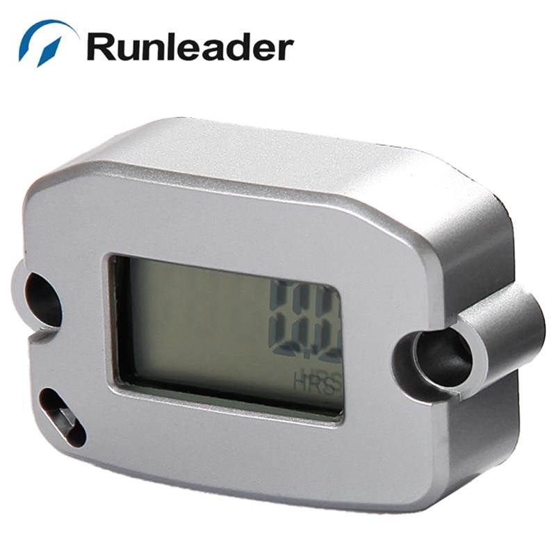 דיגיטלי טלוויזיית LCD Tacho שעה מטר Tachometer - אופנוע אביזרים וחלקים
