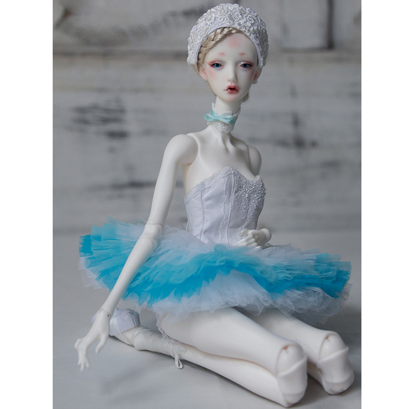 New Product 1/4 White Swan SD BJD Doll 48.5cm Fairyland Iplehouse Fashion Male Body Gift ASNew Product 1/4 White Swan SD BJD Doll 48.5cm Fairyland Iplehouse Fashion Male Body Gift AS