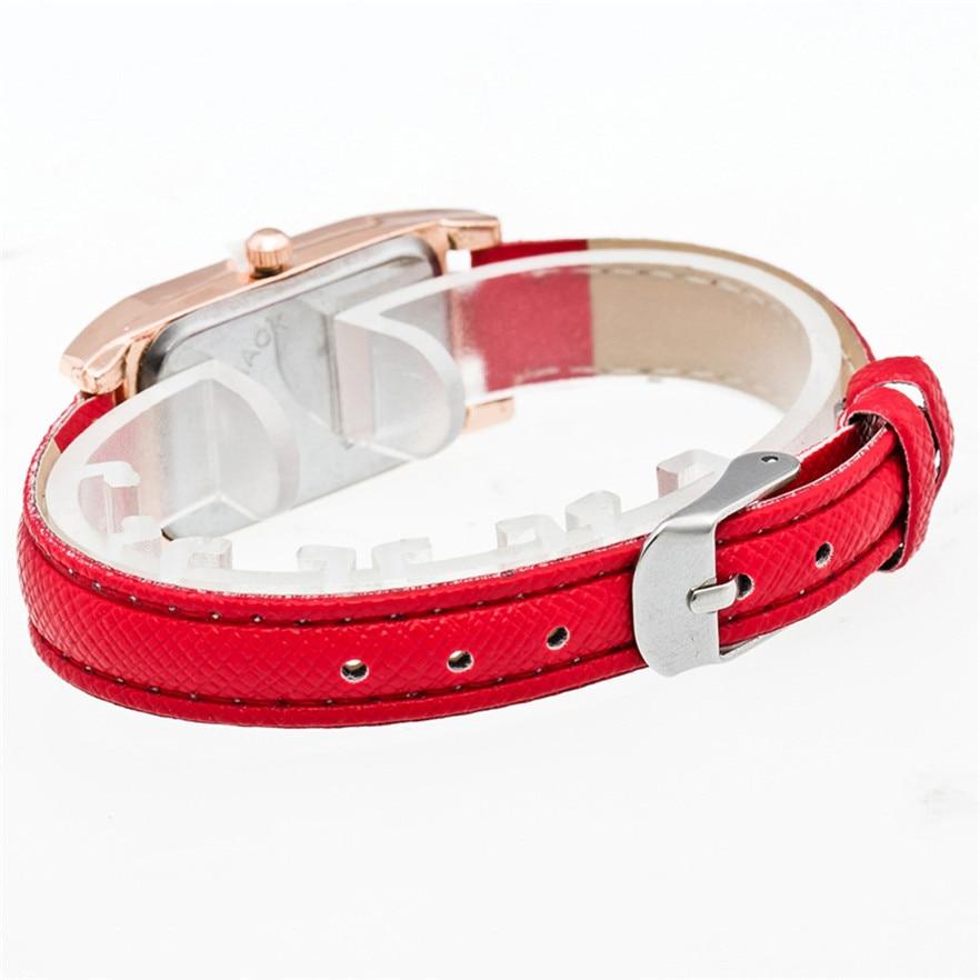 OTOKY reloj Quarz Damenuhr Mode Diamanten Kleid Damen Lässig - Damenuhren - Foto 2