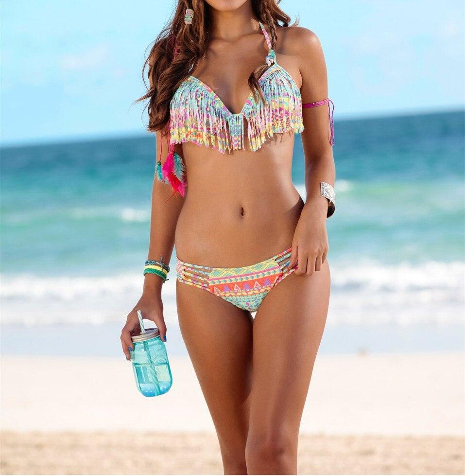 Hot Swimwear Bandage Bikini 2017 Sexy Beach Swimwear Women Swimsuit Bathing Suit Brazilian Bikini Set Biquini maillot de bain hot bow knot thong tanga bikini swimwear female bandage swimsuit brazilian sexy biquini beach bathing suits maillot de bain