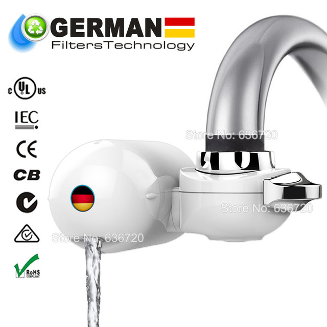 Designed by Germany 7 Stage Tap water Clean Filter Purifier Safe ...