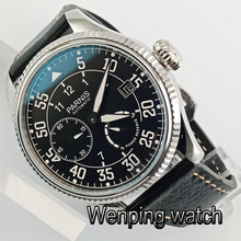 Fashion Classic Parnis Brands Watch ST2530 Man Power Reserve Mechanical