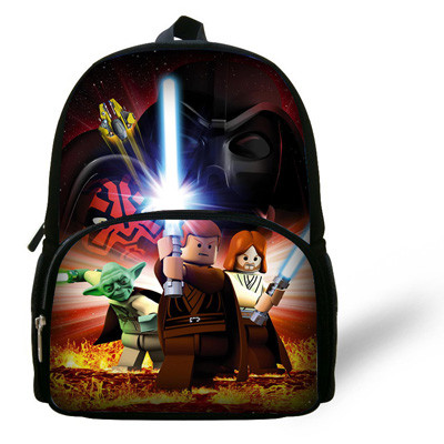 91e021427953 12 Inch Preschool Backpacks For Boys Girls Star Wars Backpack For ...