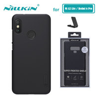For Xiaomi Mi A2 Lite Case 5.84'' Nillkin Frosted Shield PC Back Cover Case For Xiaomi Mi A2 Lite / Redmi 6 Pro|Fitted Cases| |  -
